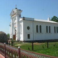 Пружаны, костёл - Pruzhany, Catholic Church, Пружаны