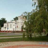 Roman catholic church, Пружаны