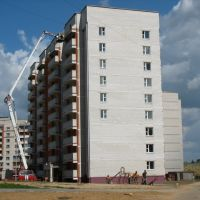 Жилой дом на ул. Оршанская, Барань