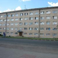 Общежитие, Барань