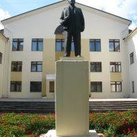 Памятник Ленину / Memorial to Lenin, Барань