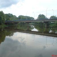 Мост через р. Адров, Барань