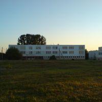 Гимназия №1 (бывш. Лицей)  gymnasium №1, Барань