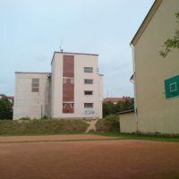 Баскетбольная площадка / basketball court, Барань