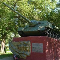 WWII Monument / Baran / Belarus, Барань