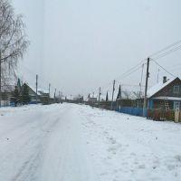 Walk on the Biahomĺ streets. Mankoviča st. вул. Манковіча. Бягомль., Бегомль