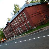 Biahomĺ museum of regional (former distillery), Бегомль
