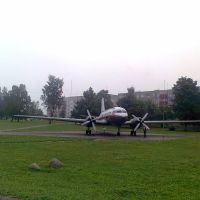 Самолет-памятник, Бегомль