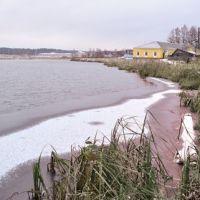 Lake in Begoml (by www.vandrouka.by), Бегомль
