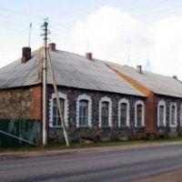 The former storehouse of spirit, Begoml, Belarus, Бегомль
