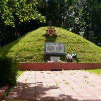 WWII Monument / Beshankowitsji / Belarus, Бешенковичи