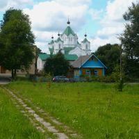 Church view / Beshankowitsji / Belarus, Бешенковичи