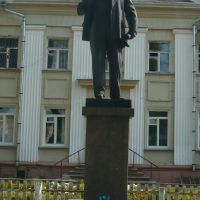 Lenin / Bogushewsk / Belarus, Богушевск