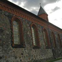 Church of Holiest Mary Birth in Braslaŭ, Браслав