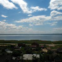 Dryviaty Lake near Braslaŭ, Браслав