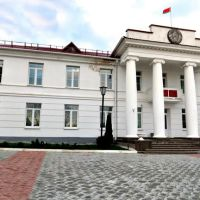 Здание администрации, Браслав