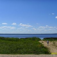 Озеро Дрывяты, Браслав