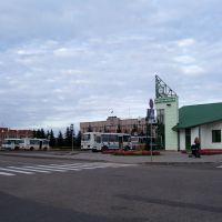 Bus Station, Верхнедвинск