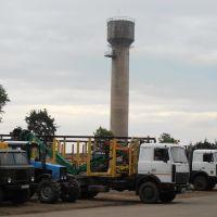 водонапорная башня, Верхнедвинск