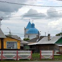 Верхнедвинск. Церковь Николая Чудотворца 1819г., Верхнедвинск