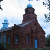 Old Believers Church in Vidzy (старообрядческая церковь), Видзы