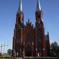 kościół w Widzach, Видзы