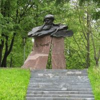 Monument to Uladzimir Karatkievič in Viciebsk, Витебск