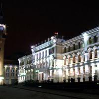 Viciebsk city administration building, Витебск