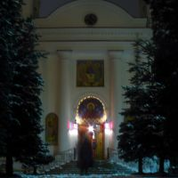 Holy Protection of the Mother of God Cathedral Church in Viciebsk, Витебск