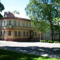 House at Duchaŭskaja (Pravdy) street in Viciebsk, Витебск