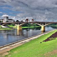 Western Dvina River, Витебск
