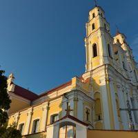 Костёл Святой Тройцы, Глубокое