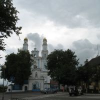 Збор Ражства Багародзiцы., Глубокое