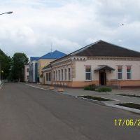 Gorodok buildings, Городок