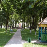 Городской парк, Городок