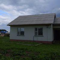 Нурово, новые дома, Дисна