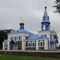 Intercession orthodox church / Śviata-Pakroŭskaja carkva (1901-1903), Докшицы