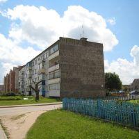 Sud de Dokchytsy, Докшицы