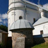Пиедруя.Католический костёл Св.Девы Марии.1759-74 г. 2008-06-15, Друя