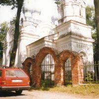 Piedrujas pareizticīgo baznīca 1999, Друя