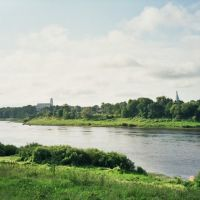 skats no Piedrujas uz Druju Baltkrievijā 2003, Друя