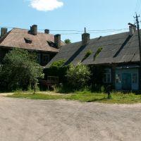 Друя - старая школа (польская постройка - до 1939 года), Друя