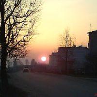 Закат в Дубровно. МСО. Весна 2008., Дубровно
