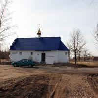 Лепель. Церковь иконы божьей матери Владимирская, Лепель