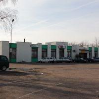 Автовокзал, Лепель