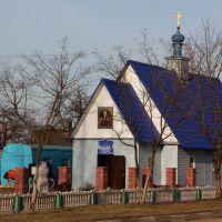 Лепель. Церковь Спаса Преображения, Лепель