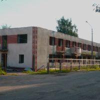 Abandoned hotel / Lepel / Belarus, Лепель