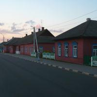 Sreet view / Lepel / Belarus, Лепель