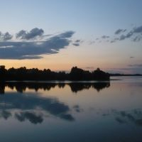 Lepelskajeh lake / Lepel / Belarus, Лепель