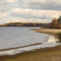 Лепельское озеро обмелело (((, Лепель